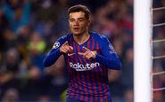 بارسلونا مشکلی با فروش کوتینیو ندارد