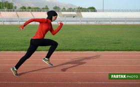 آغاز طرح استعدادیابی و آموزش دوومیدانی  نونهالان و نوجوانان در مجموعه ورزشی 15خرداد کرمانشاه