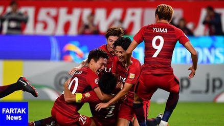 تصویری عجیب از بازیکنان کاشیما برای رد ادعای کذب ژاپنی ها + عکس