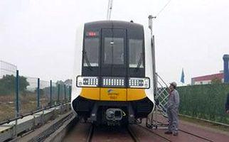 رونمایی از قطار بدون راننده در چین+ فیلم