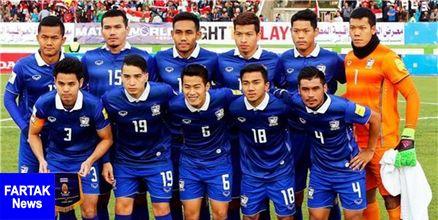 تایلند با برد بحرین شکست بازی اول را جبران کرد