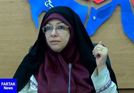 مشاور وزیر کشور در امور زنان: استفاده از بانوان در پست های مدیریتی تحقق برابری شغلی است