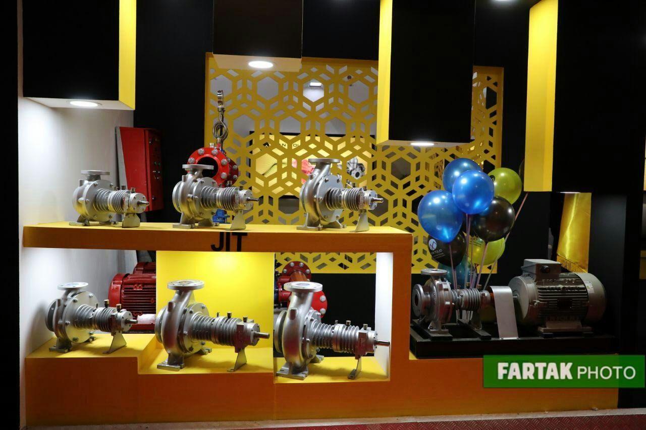 یازدهمین نمایشگاه بین المللی قیر و آسفالت ، عایقها و ماشین آلات وابسته