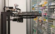 نحوه کار اولین داروخانه رباتیک کشور در ارومیه +فیلم