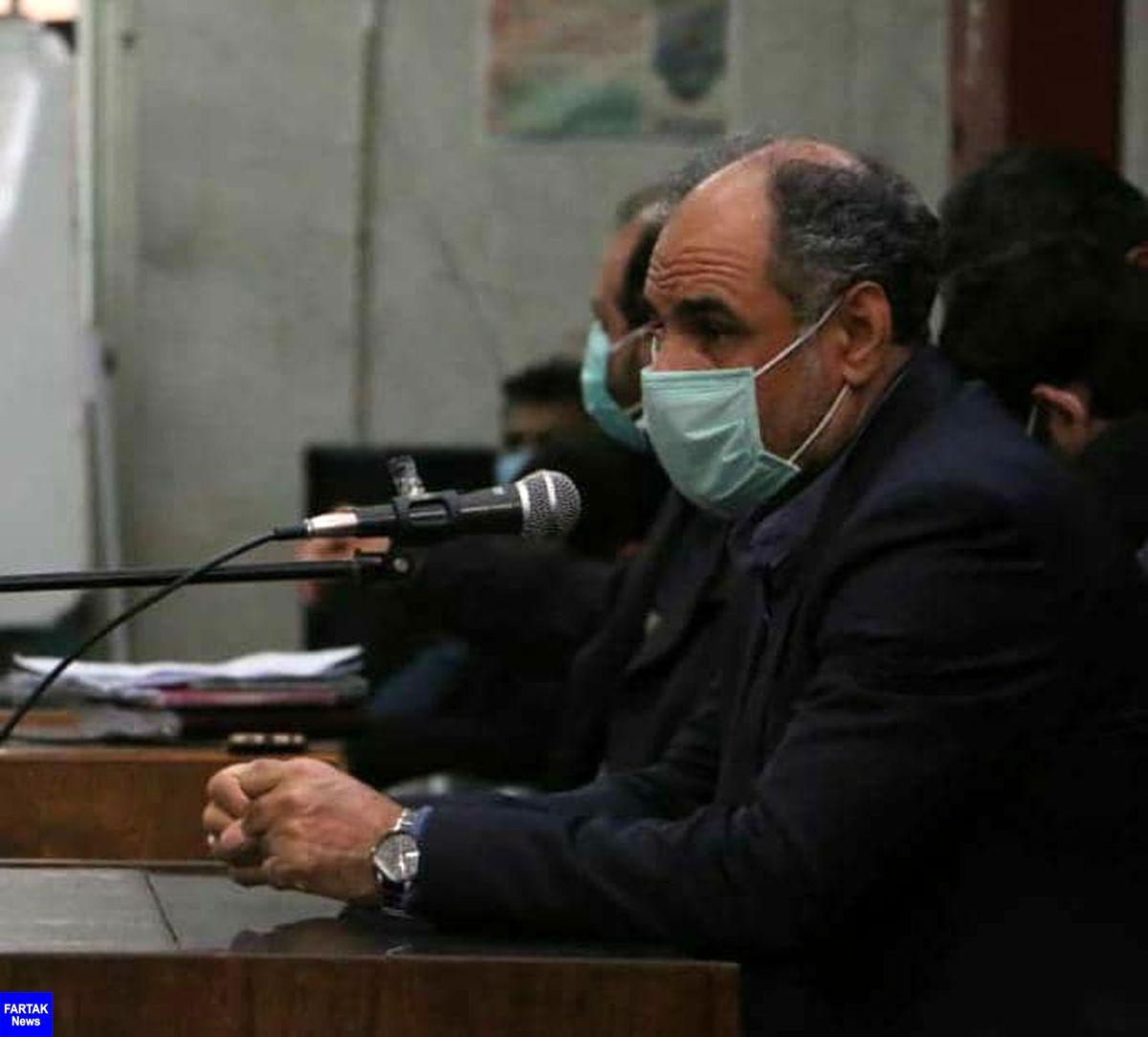 آزادی 101 زندانی با حضور رئیس کل دادگستری استان در زندان ماهیدشت