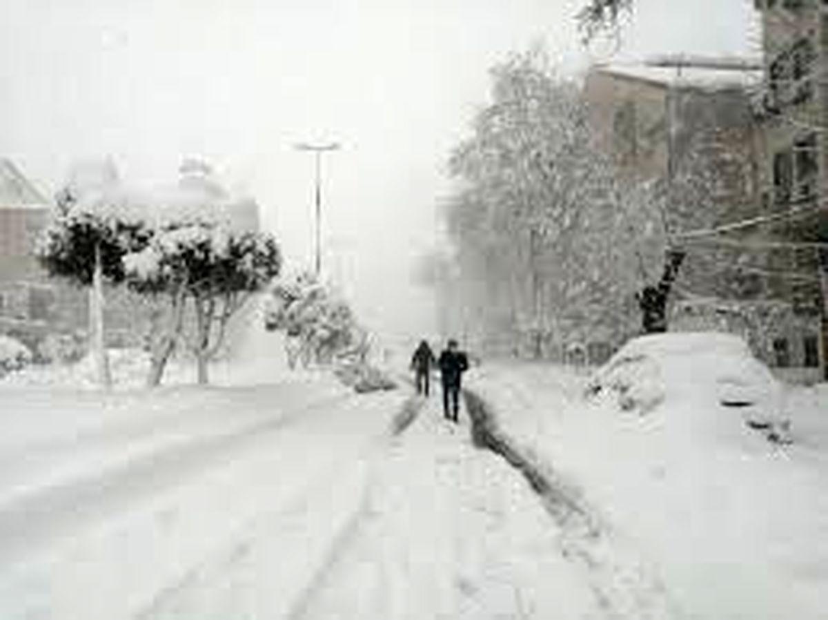 جزئیات جدید از بارش برف و باران در کشور