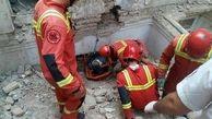 ریزش آوار بیمارستانی در شهر کهریزک و کشته شدن 5 نفر