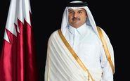 امیر قطر سانحه سقوط هواپیمای مسافربری ایران را تسلیت گفت