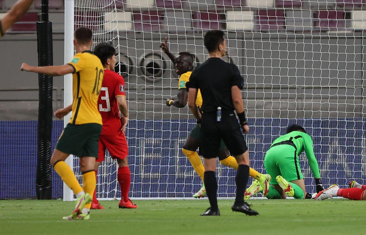 انتخابی جام جهانی ۲۰۲۲| پیروزی پرگل استرالیا و عربستان مقابل رقبا