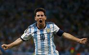 تیم محبوب مارادونا در رویای جذب مسی