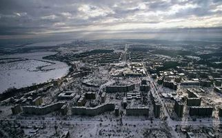 تصاویری وحشتناک از شهرهای خالی جهان