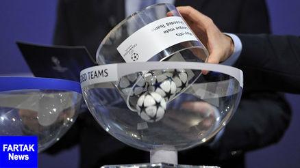 قرعهکشی لیگ قهرمانان اروپا لو رفت؛ بازی سخت بارسلونا
