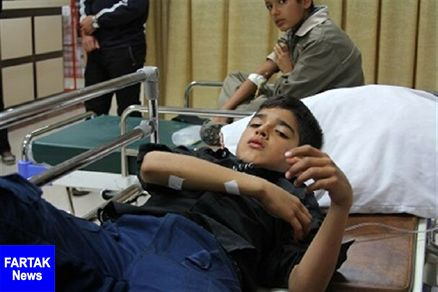 مسمومیت  9 دانش آموزان در میاندوآب
