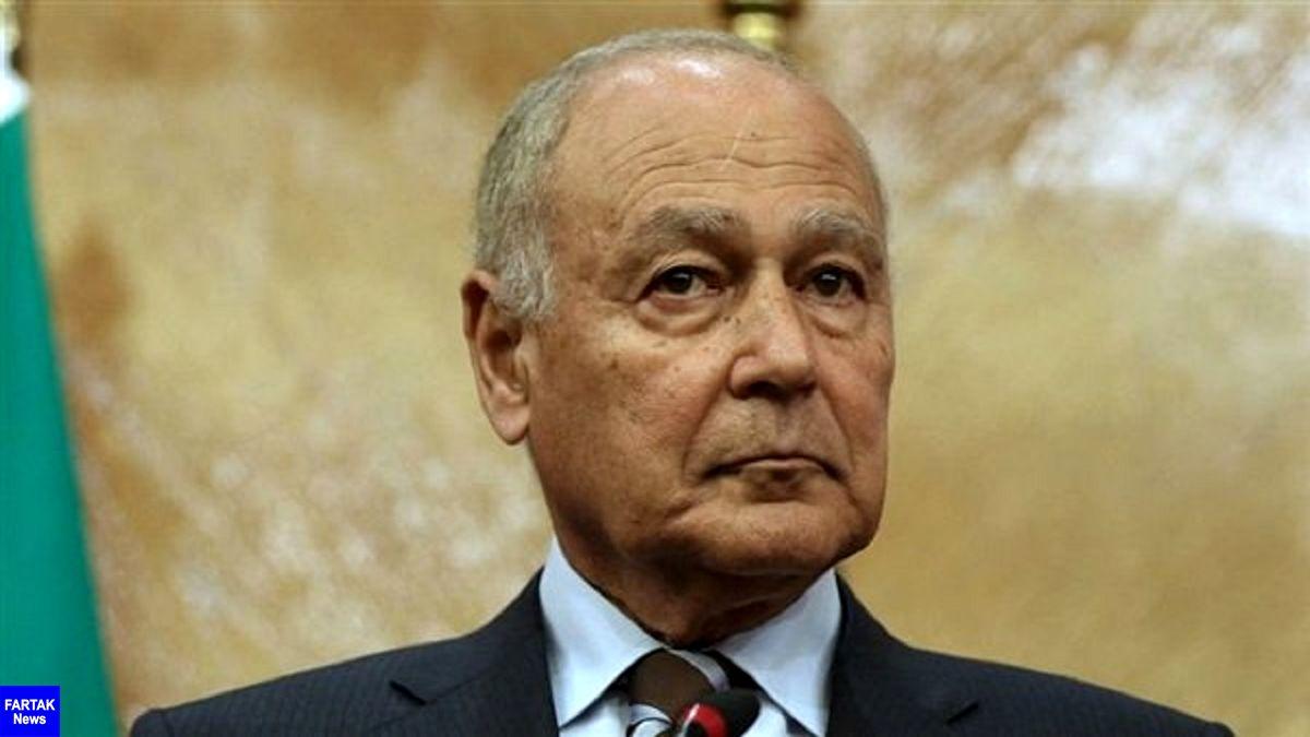 درخواست اتحادیه عرب برای ارائه کمک های انسان دوستانه فوری به لبنان