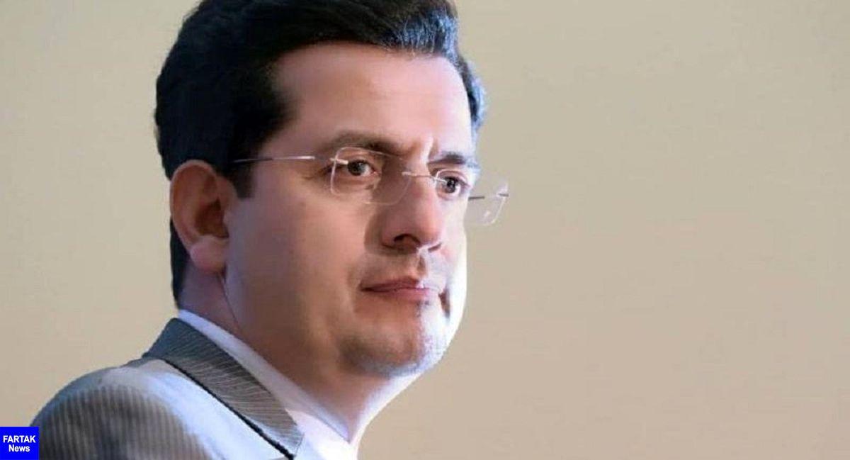 """سخنگوی وزارت خارجه: افزایش مراودات اقتصادی را برای از بین بردن تاثیرات تحریمها دنبال میکنیم / سفرای ایران """"سفیر اقتصادی"""" شدهاند"""