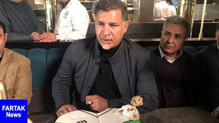 دایی: با احترام به مردم ایران، مربی تیم ملی نمیشوم