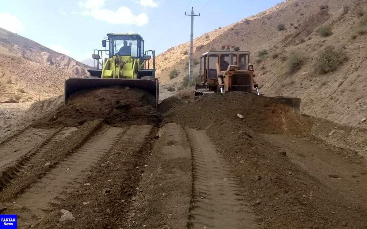 محور خرم آباد- پلدختر مسدود می شود
