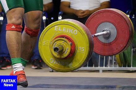 تیم ایران بر روی سکوی سوم وزنه برداری جهان ایستاد