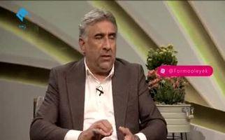 دعای عجیب محمود دینی برای بابک زنجانی