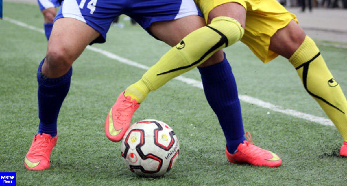 برنامه هفته اول از مرحله دوم لیگ دسته سه اعلام شد