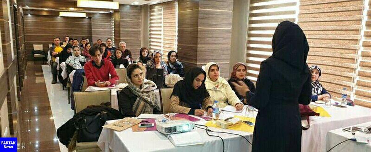 برگزاری دوره تخصصی آموزش راهنمایان گردشگری در کرمانشاه