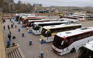 آمادهسازی ۱۶ هزار اتوبوس برای اربعین