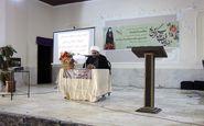 مراسم تجلیل از محجبین برتر در کوی سازمانی هوانیروز کرمانشاه + تصاویر