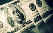 ریزش خفیف دلار
