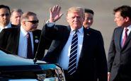 ترامپ: نگران آزمایشهای موشکی کرهشمالی نیستم