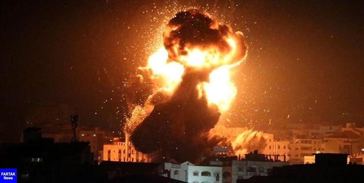 حماس: حمله به غزه هرگز نمیتواند اراده مقاومت فلسطین را بشکند