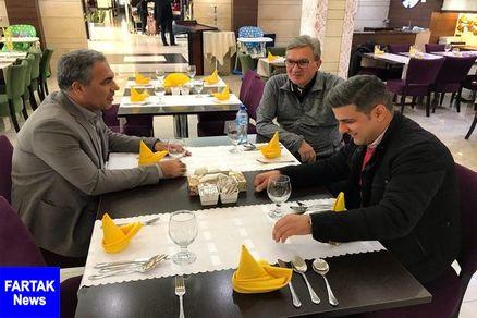 خمارلو:هرگز من و باشگاه پرسپولیس درباره علی دایی جسارت نخواهیم کرد!