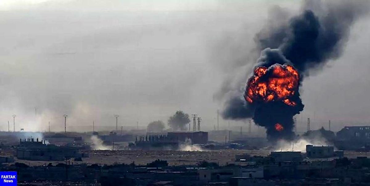 کشته شدن غیرنظامیان سوری در حمله ترکیه
