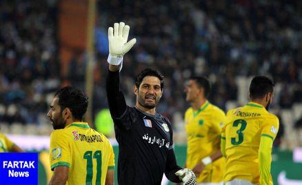 امضای قرارداد داخلی شهاب گردان با باشگاه فولاد خوزستان