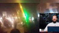 توهین شبکه سعودی به تظاهرکنندگان و مردم ایران +فیلم