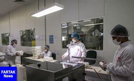 کرمانشاه جز پنج استان اول کشور در تولید مواد اولیه دارویی است
