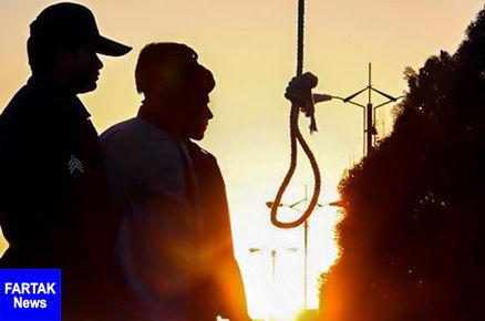 اجرای حکم اعدام ۳ سارق طلافروشی