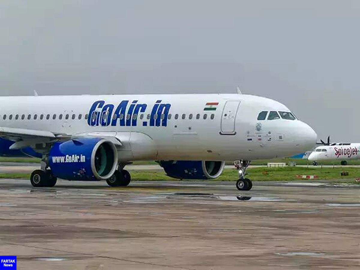 یک هواپیمای هندی در پاکستان فرود اضطراری کرد