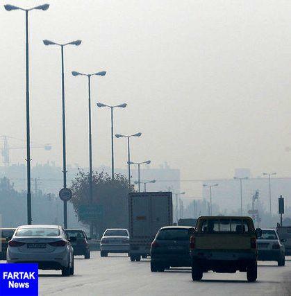 افزایش عوارض طرح ترافیک و احتمال تعطیلی مهدکودک و دبستانها در پی تداوم آلودگی هوا