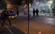 صهیونیست ها مجددا به محله الشیخ جراح حمله کردند