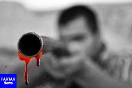 داماد با اسلحه شکاری پدرزنش را به قتل رساند