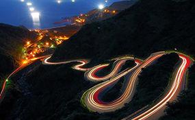 روشنایی هوشمند جاده ای + فیلم