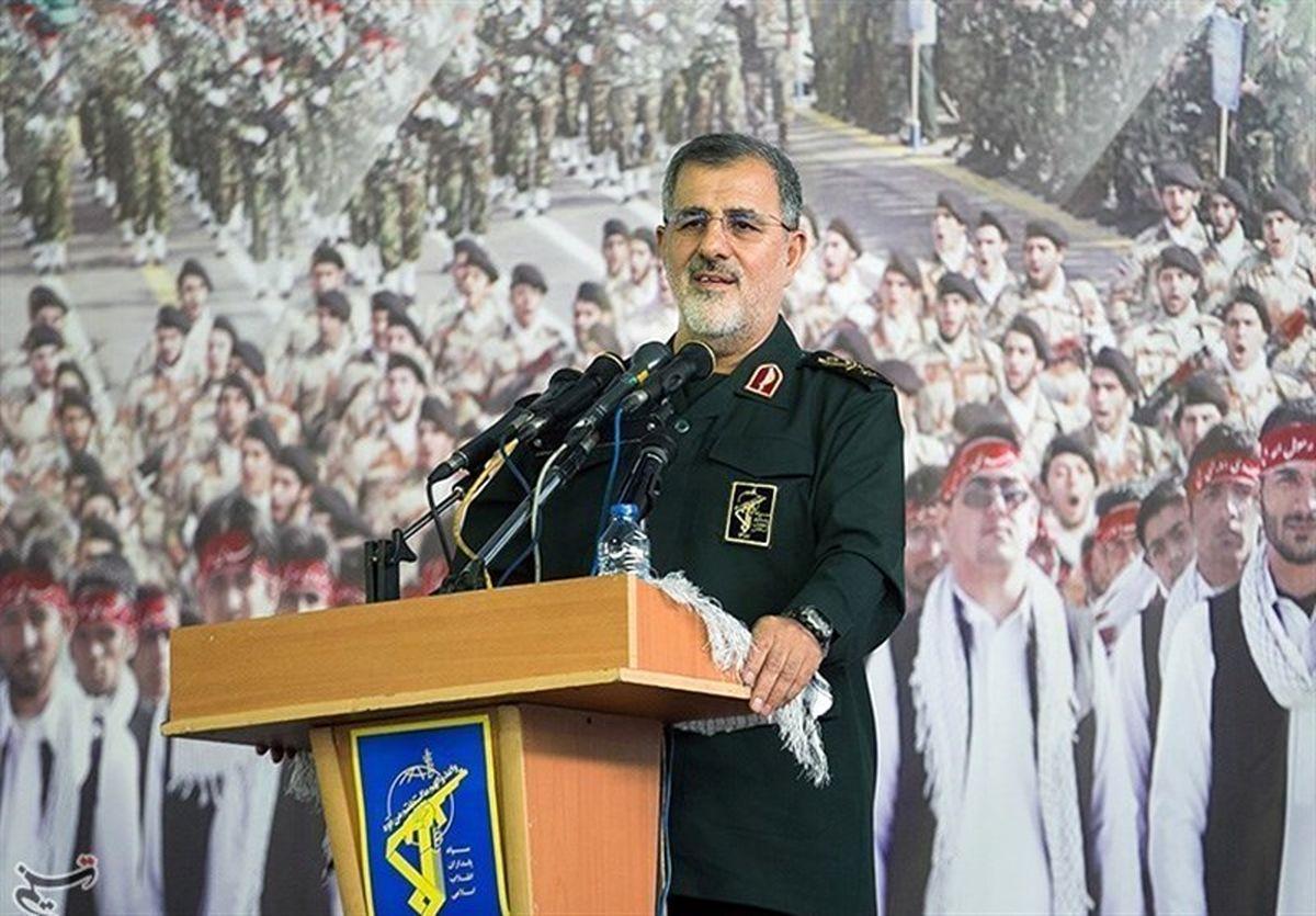 اشراف اطلاعاتی سپاه رمز تامین امنیت در مرزهای جنوبشرق کشور