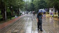 فعال شدن سامانه بارشی در کشور از امروز/هوای تهران در 22 بهمنماه