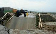 تازهترین اخبار از بارشهای سیلآسا در ایلام| از تخریب پل جزمان تا لغو پروازها