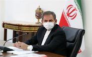 اعتراض سران قبایل عرب خوزستان به جهانگیری + فیلم
