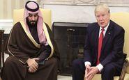 دلجویی با تاخیر بن سلمان از ترامپ