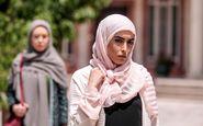 کشف حجاب یکی دیگر از بازیگران ایرانی + عکس