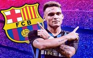 بارسلونا در آستانه عقد قرارداد با ستاره جوان اینتر