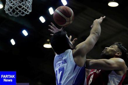 ادامه پیروزی های پتروشیمی در لیگ برتر بسکتبال