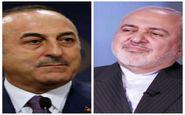 شیوع ویروس کرونا در منطقه؛ محور گفتگوی وزرای خارجه ایران و ترکیه